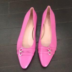 Anne Klein Pointed Toe Flats